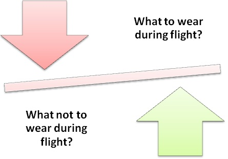What To Wear During Flight?